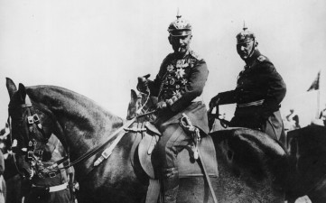Kaiser-Wilhelm_ii_2583688k con Moltke